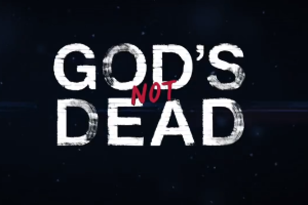 God's not dead dvd release date