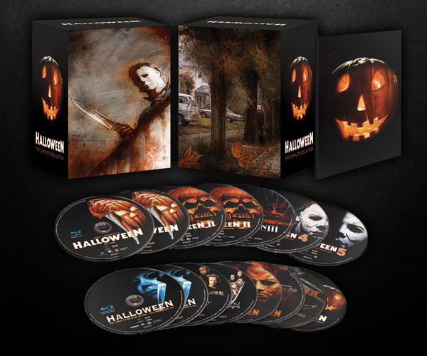 Halloween Dvd Box Set.The Ultimate Halloween Box Set Is Coming On September 23 New