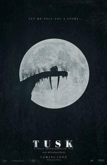 TUSK - teaser poster