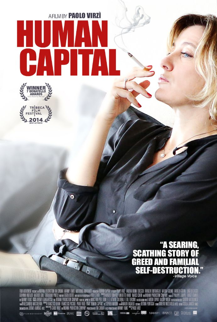 HUMAN CAPITAL - US Theatrical