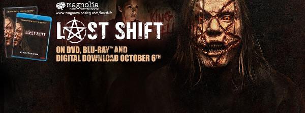Last Shift Trailer