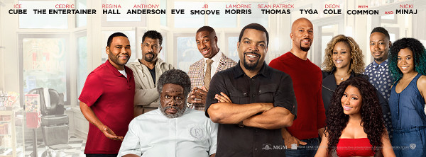 Barbershop: The Next Cut Second Trailer - RedCarpetCrash.com