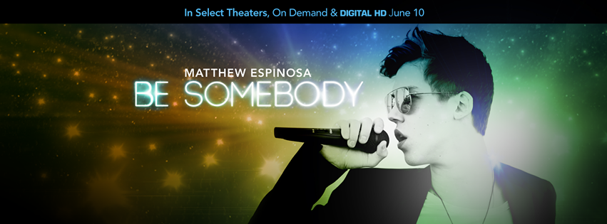 'Be Somebody' Trailer Starring Matthew Espinosa
