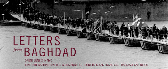 Documentary Review Letters From Baghdad Is Informative
