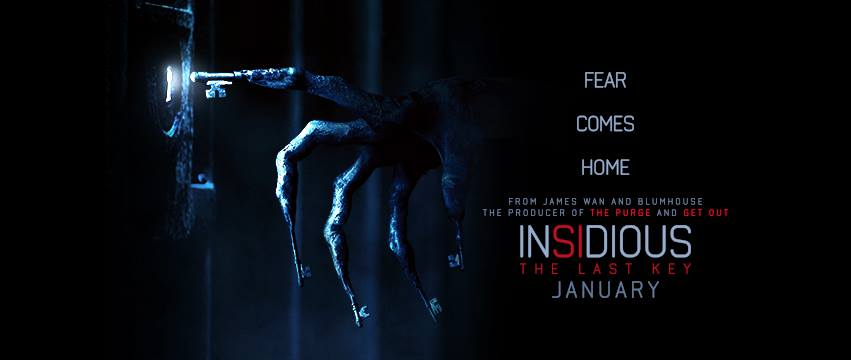 Watch Trailers And Clips For Insidious The Last Key Redcarpetcrash Com