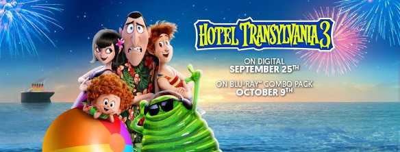 Movie Review Hotel Transylvania 3 Blu Ray Is Not All Terrible
