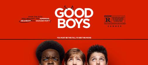 Watch Trailer For Good Boys Redcarpetcrash Com