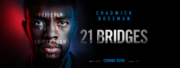 Watch Trailers For 21 Bridges Redcarpetcrash Com